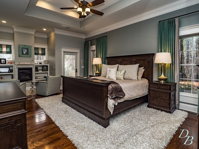 Exquisite Master Suite