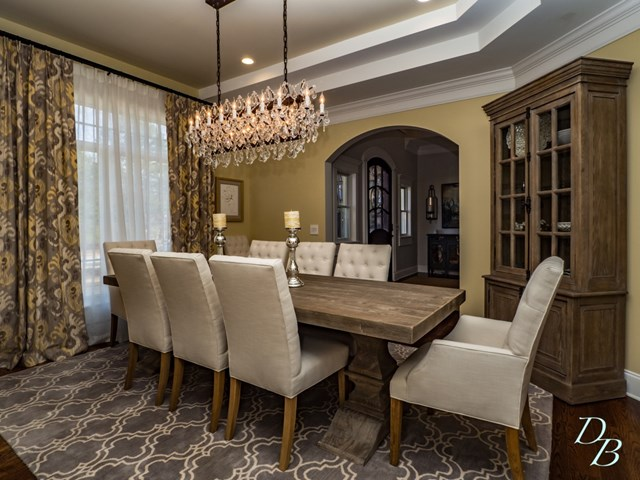Exquisite Formal Dining Room